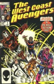 West Coast Avengers (1985 Series)